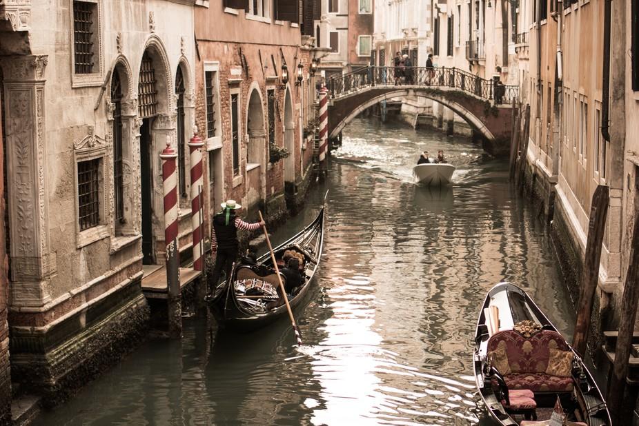 Ordinary day in Venice