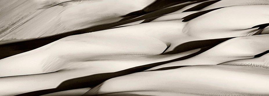 El Gran Mar de Arena es el tercer campo de dunas mas grande del planeta. Uno de los lugares más ...