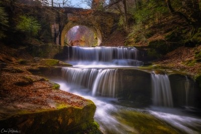 Sitovo Waterfalls