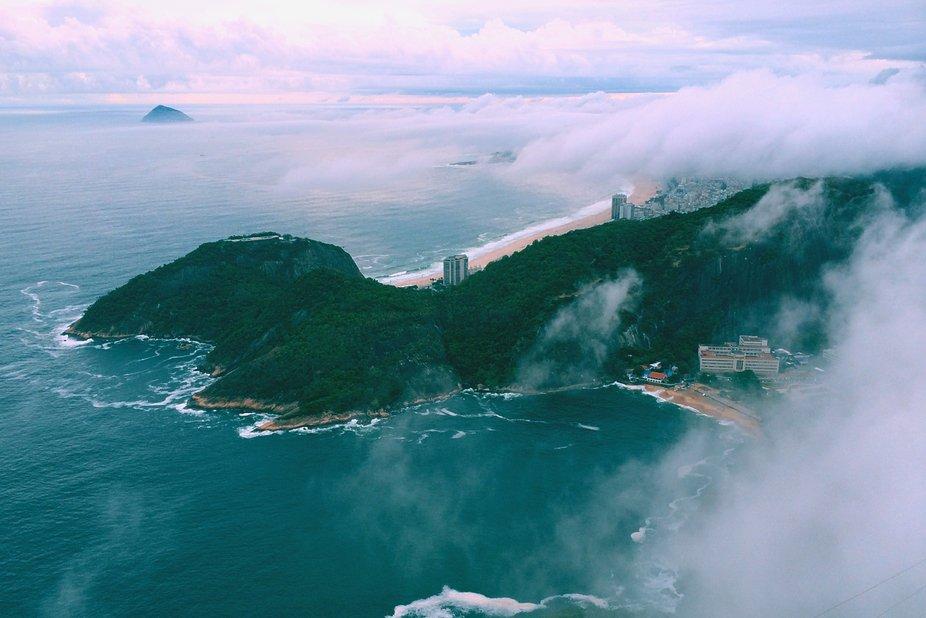 MIST IN RIO