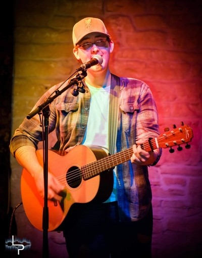 Adam Linder at Two Brothers Roundhouse in Aurora Illinois.