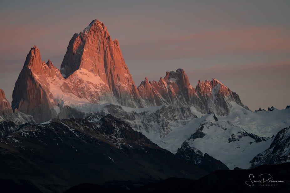 From El Chaltén, Argentina