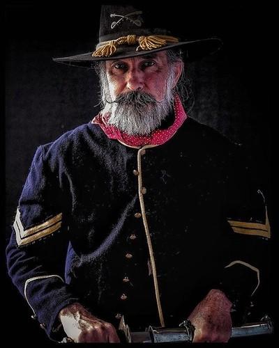 United States Dragoons, U.S. 1st Calvery