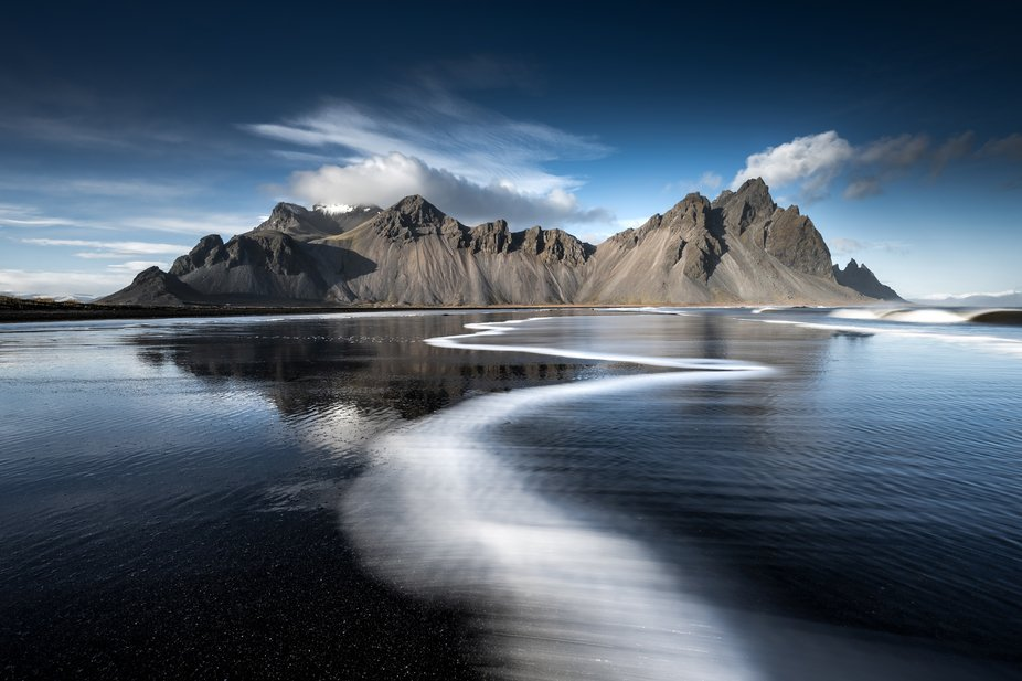 Stokksnes wave