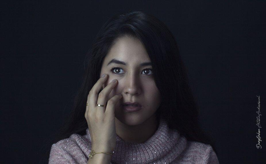 Emotional  model: Maria Teresa