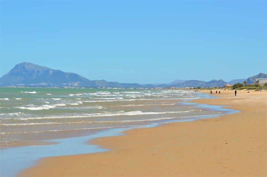 Beach reach.....