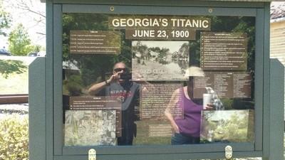 Worst Train Wreck in Georgia