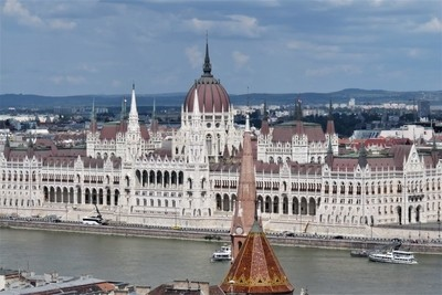 The Hungarian Parliament Building 1