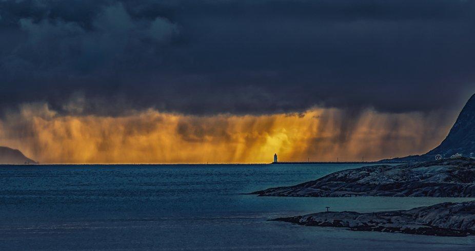 Hogstein Lanterna Ålesund-Norway