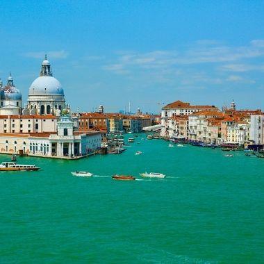 Venice harbor!
