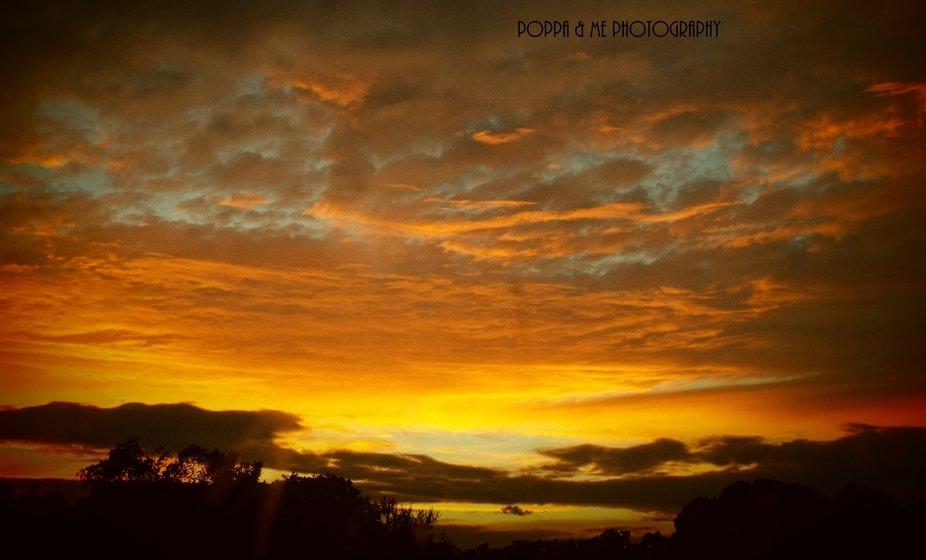 Heaven Sunset