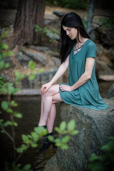 Model: Autumn Skye