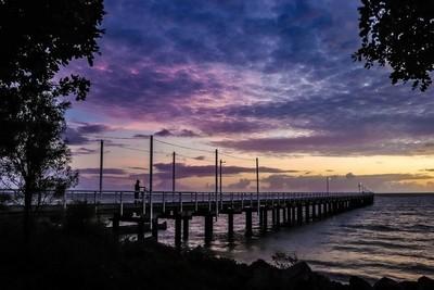 Sunrise - Urangan Pier