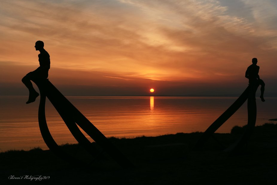 Last night I headed out to Heysham, near Morecambe, Lancs, for the sunset over Half Moon Bay. Stu...