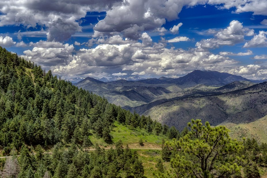 Digging back in the archives... from the July 2015 Colorado Road Trip. Wednesday excursion to Gol...