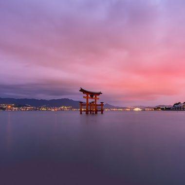 Great Torii Gate at Miyajma Island