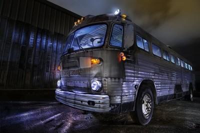 Silver Bullet Bus