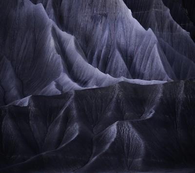 Utah Moonlight Mountain