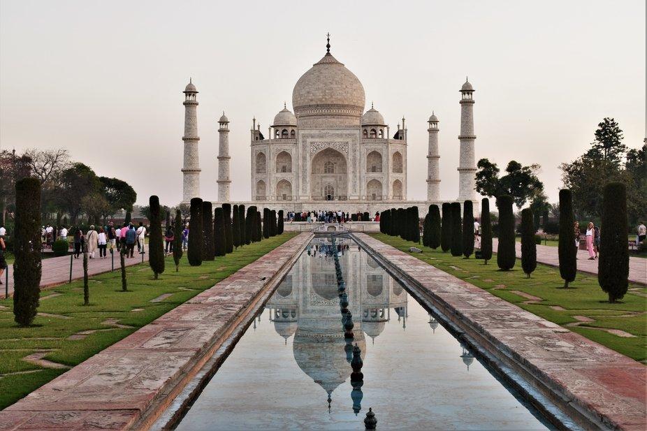 The Taj Mahaal