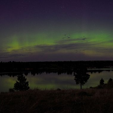 Aurora Reflection (2)