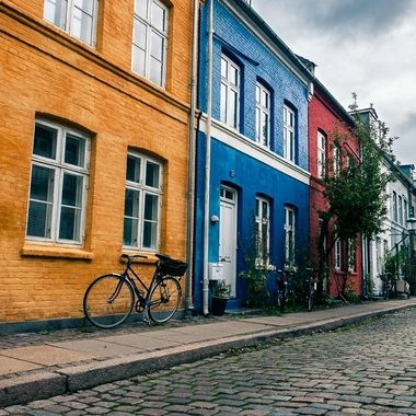 Colorful Cityscapes