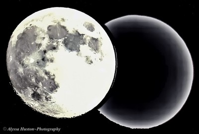 The moon's moon