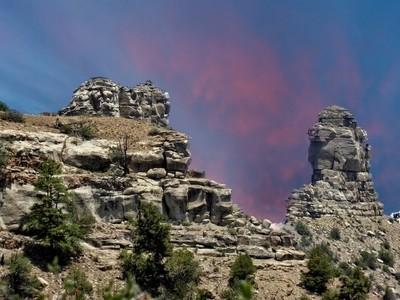 Chimney Rock National Monument - Colorado