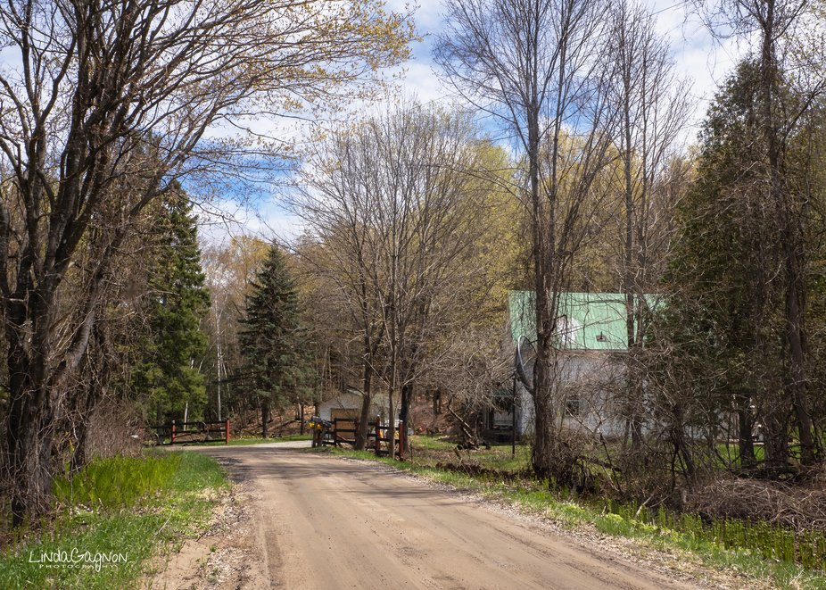 Country Road, Calabogie ON