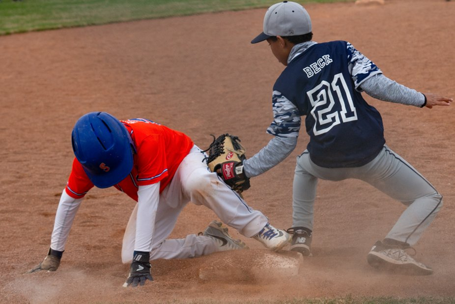 9 and under select baseball tournament