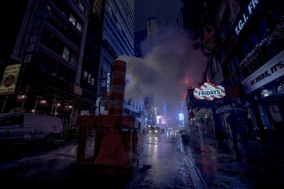 Bladerunner night