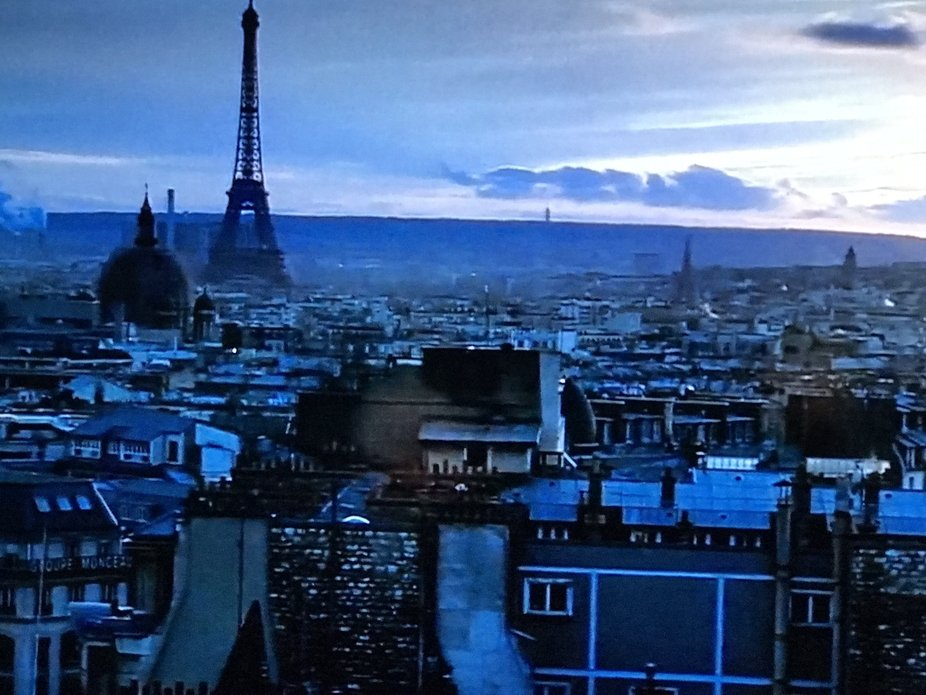 The most talked about country for lovers Paris