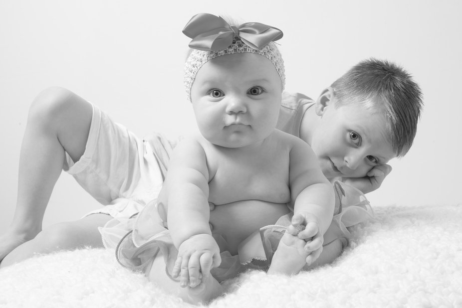 These pair were a dream to photograph, little individuals.