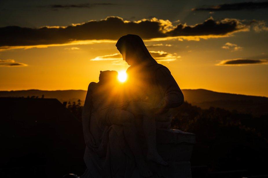 Sunset9 Pieta