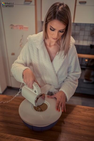Sometimes I bake