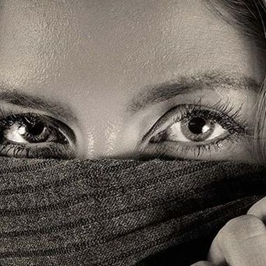 Bette Davis Eyes #portraitphotography #blackwhite