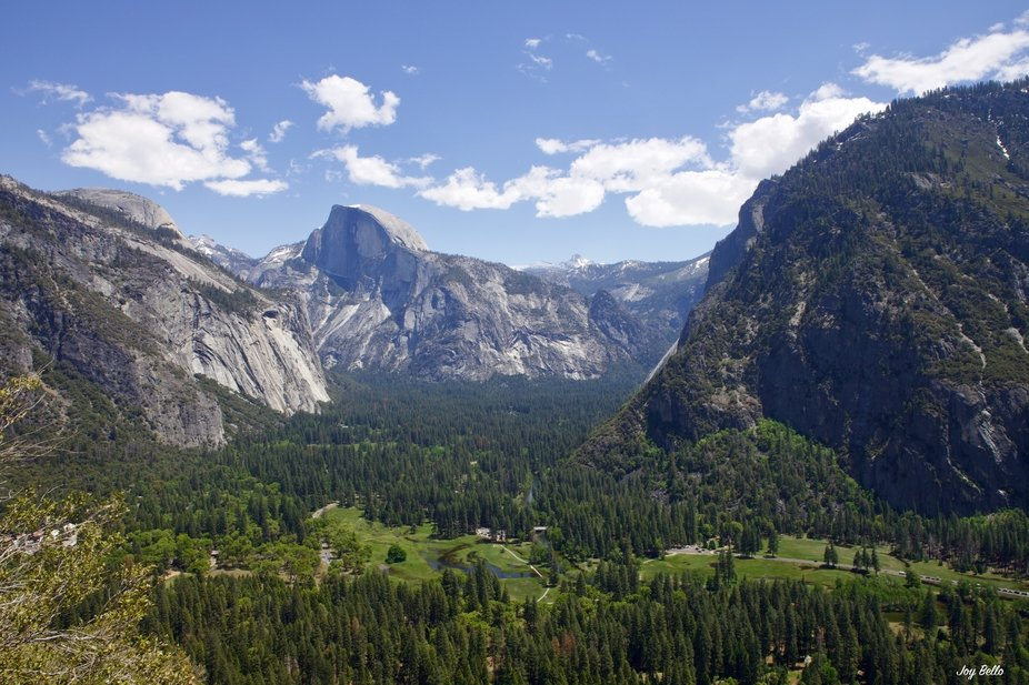 On Mother's Day, my mom & I hiked the strenuous trail to upper Yosemite falls. T...