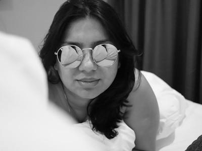 ME in Monochrome