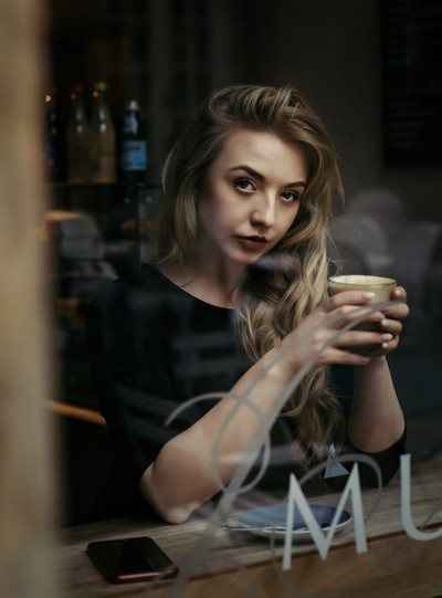 Musing Over A Coffee