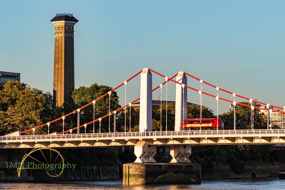 A Bridge in London