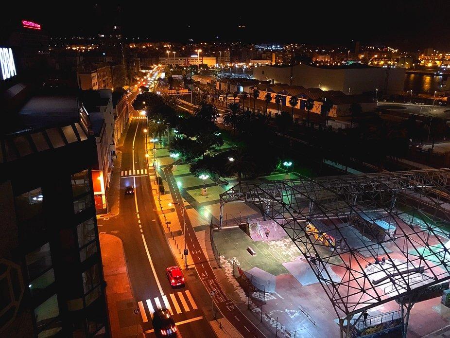 Las Palmas Night
