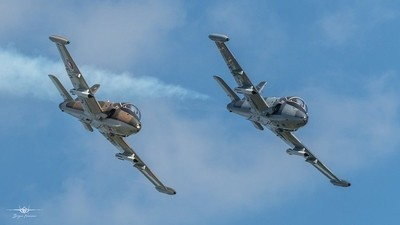 Awesome display by the Strikemaster pair 25-5-19