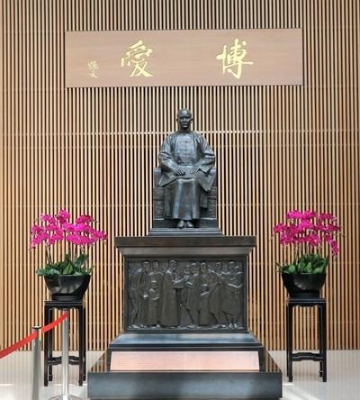 Statue of Sun Yat-Sen