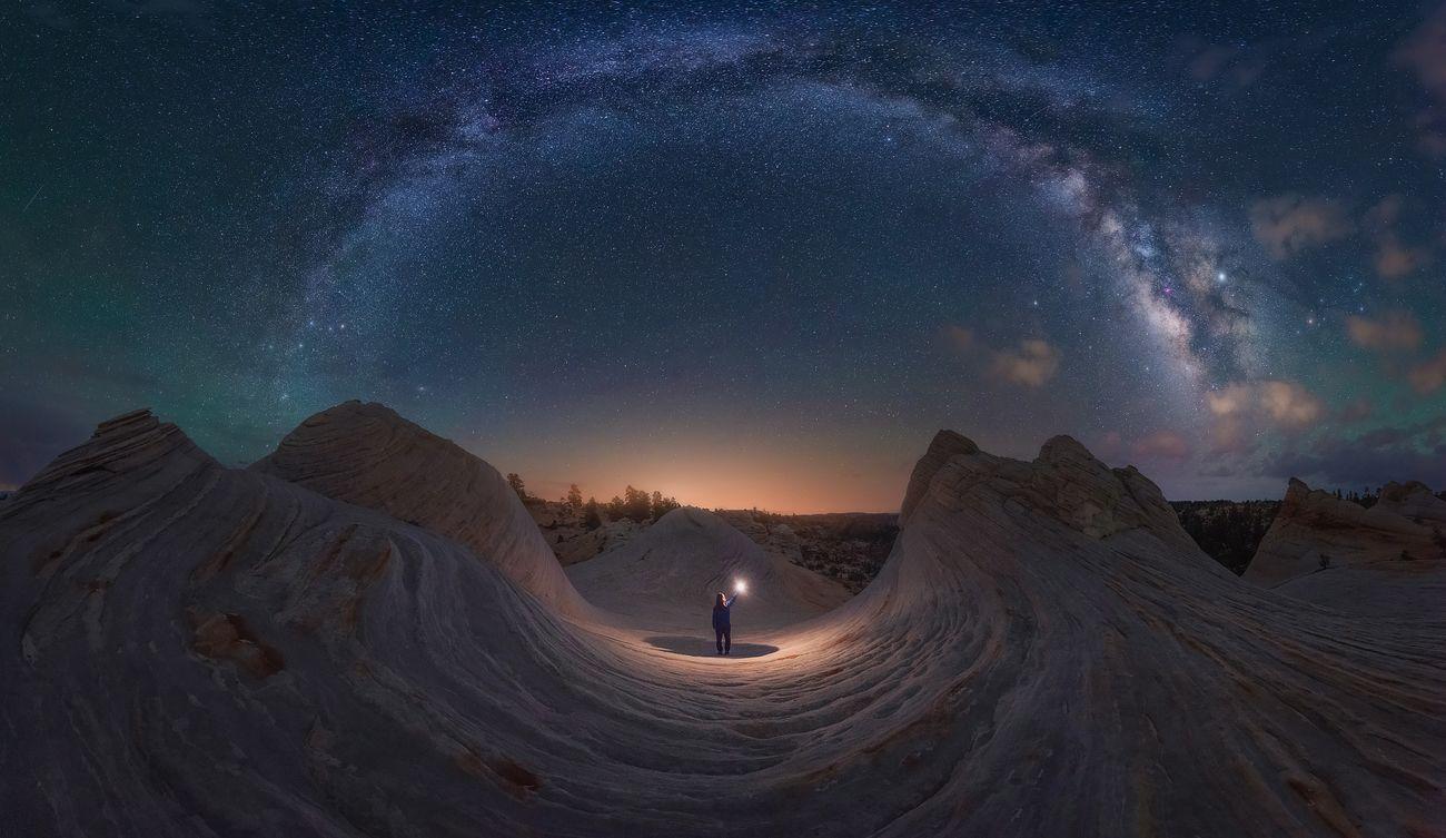 A Milky Way Photo Contest Winners