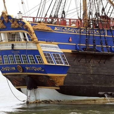 Swedish vessel the Goteborg