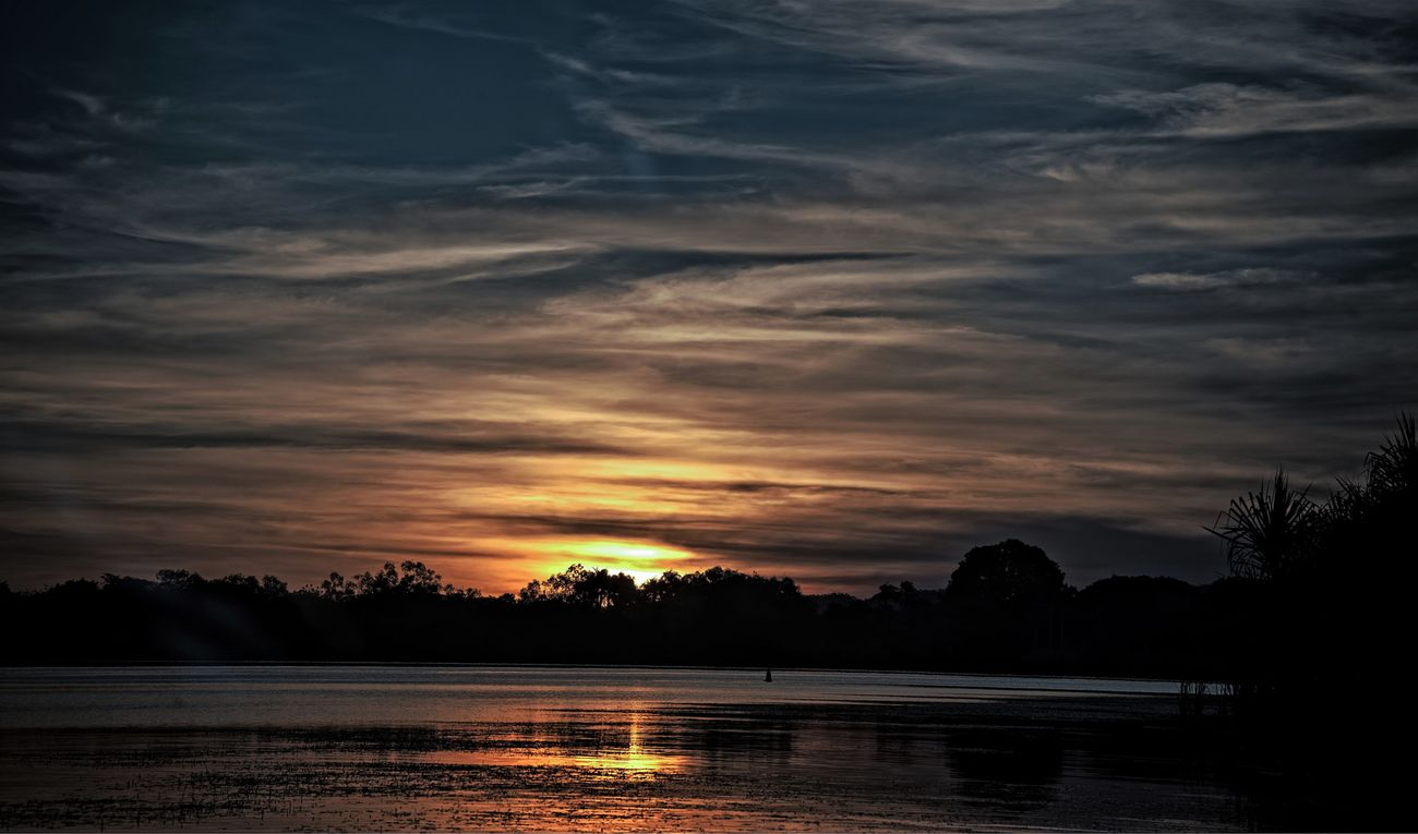 Sunset Collection (87) - Ord River, Western Australia