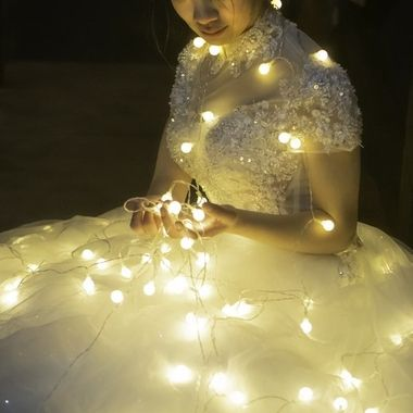 Glowing Bride