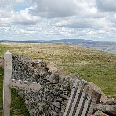 On route (Pennine Way)