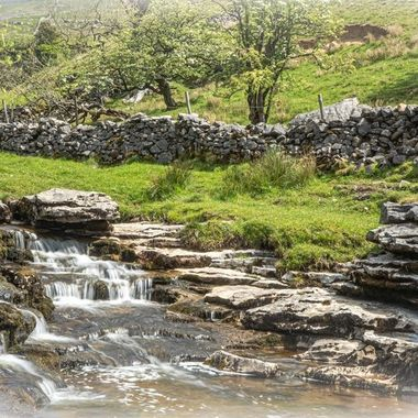 Yorkshire Dales stream