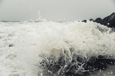 Revenge of the Seafoam