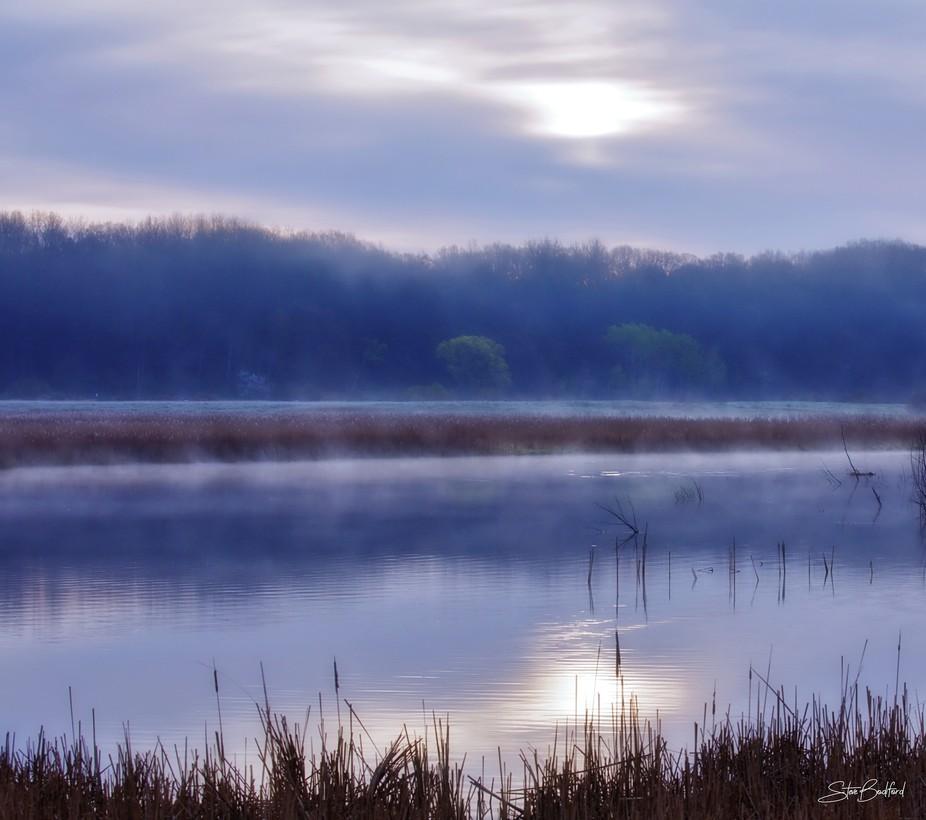 Mirrored Morning...